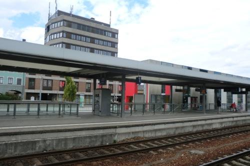 メミンゲン駅