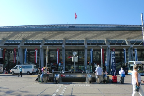 ルツェルン駅