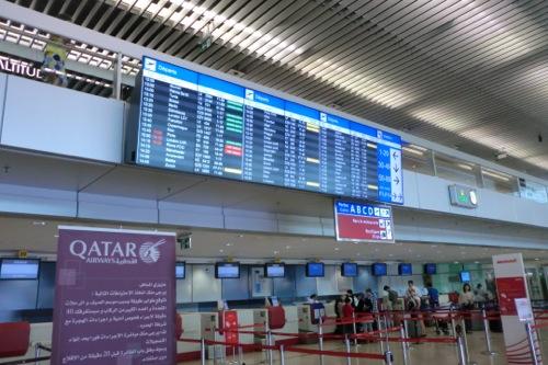 空港の時刻