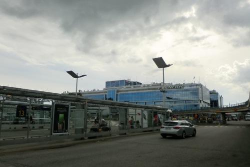 フィンランド空港