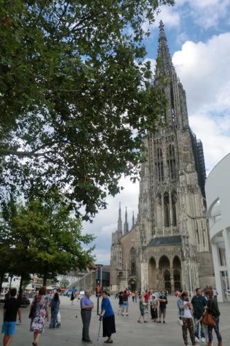 ウルムの大聖堂