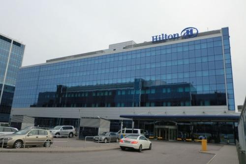 フィンランド ヘルシンキのホテル Hilton Helsinki Airportに泊まった感想