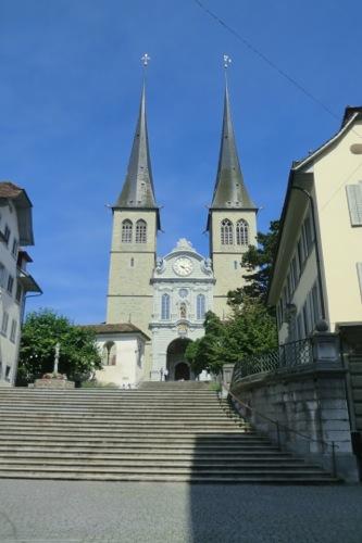 目印の教会
