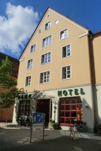 ドイツ メミンゲンのホテル Drexel´s Parkhotelに2日泊まったの感想
