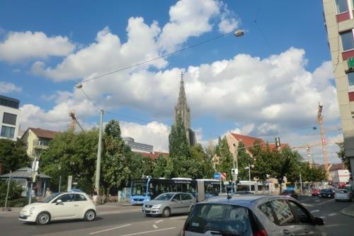 ドイツ、ウルムに2日滞在した感想など