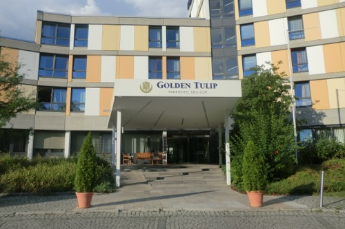 ドイツ ウルムのホテル Golden Tulip Parkhotel Neu-Ulmに2日泊まった感想