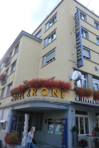 スイス チューリッヒのホテル Hotel Krone Unterstrassに泊まった感想