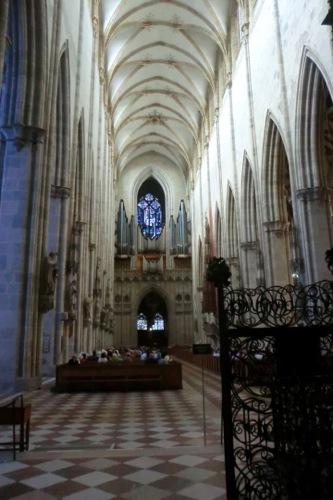 聖堂でのコンサート