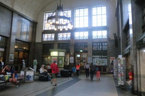 リンダウの駅