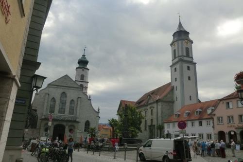 リンダウの教会