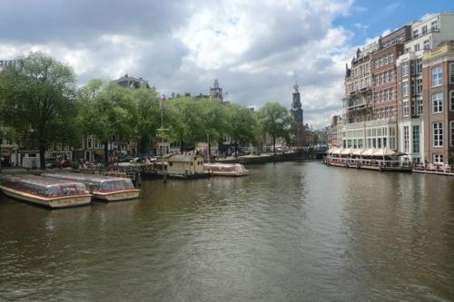 アムステルダム観光船