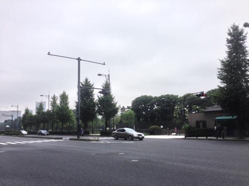東京4日目、皇居・有楽町・御茶ノ水などを観光