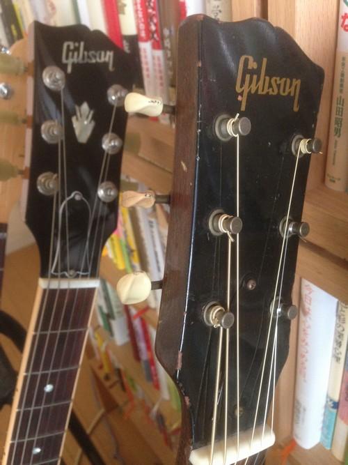 ヴィンテージギターもいいが、新品のギターも独特の良さがある