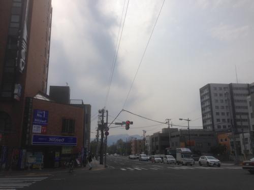 北海道大学北口周辺