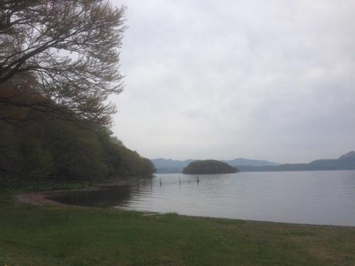 北海道6日目、アイヌの伝説が残る洞爺湖へ