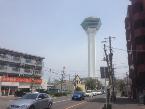 函館タワー