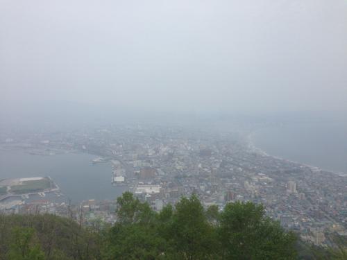 北海道旅行9日目、函館観光2日目