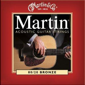 マーティンD-28にピッタリの弦を探し求めて