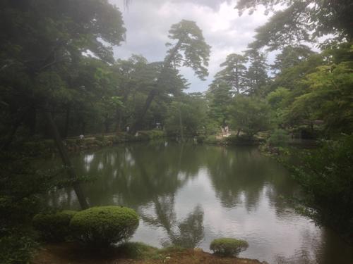 兼六園の景色2