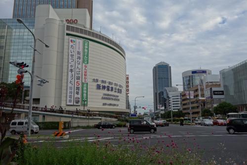 三宮駅近辺