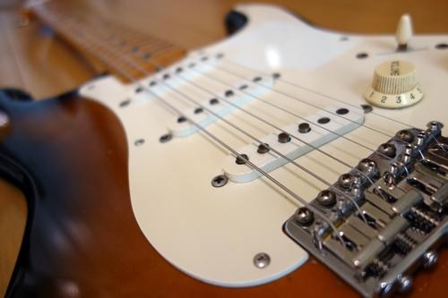 長く弾き込んだギターはやっぱり音が違う