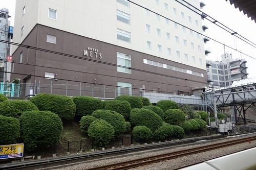 駒込駅ホーム