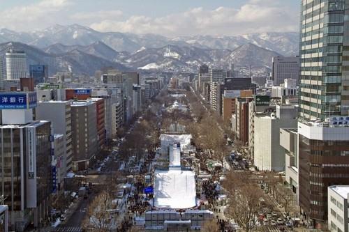 2014年12月札幌出張&休暇まとめ