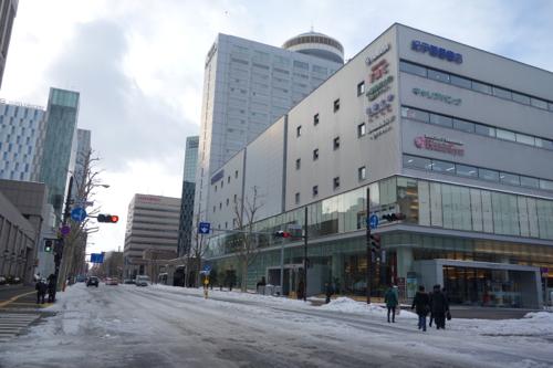 札幌駅近辺