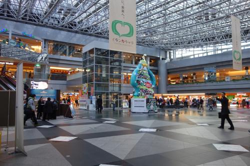 2014年12月札幌出張&休暇最終日