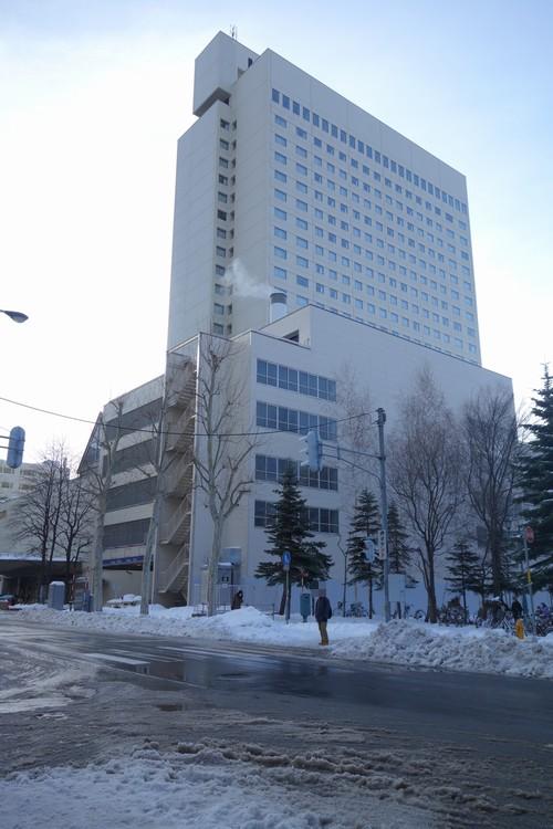 京王プラザホテル札幌に4日泊まった感想