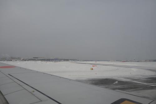 新年早々出張で北の大地へ。札幌出張1日目