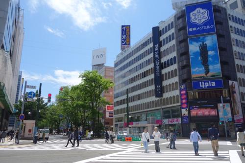 状況は変わっていく、だからこそ信念が必要なのかもしれない。2015年6月札幌滞在2日目