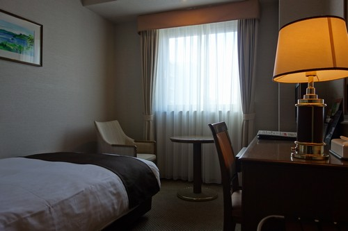 札幌 アスペンホテルのシングルルームに泊まった感想