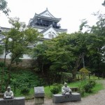 戦国の覇者はここで育った。徳川家康ゆかりの岡崎城へ