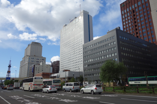 札幌の景観