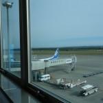 これから準備にてんてこ舞い。札幌最終日