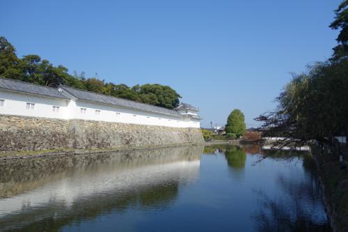 彦根城入り口前の門