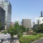 東京は2年ぶり。2016年7月東京出張1日目