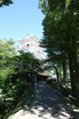 久保田城隅櫓