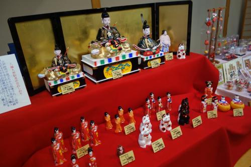 秋田の伝統人形