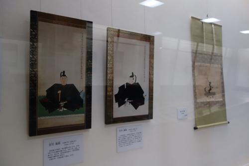 秋田藩主の肖像