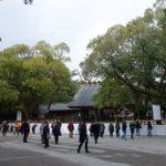 晴れ時々雨。一日かけて名古屋ブラ歩き