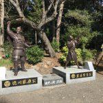 人生自分なりに大きな生き方がしたい。ということで出世で有名な浜松へGo
