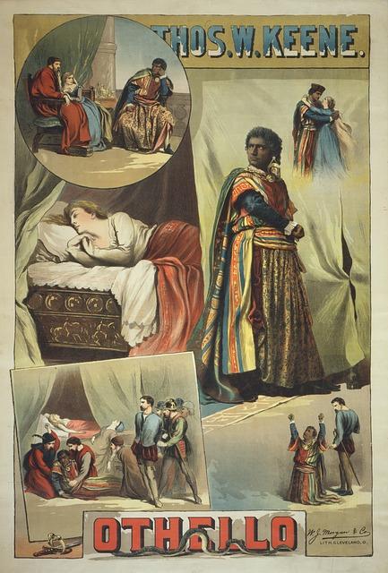 オセロのポスター