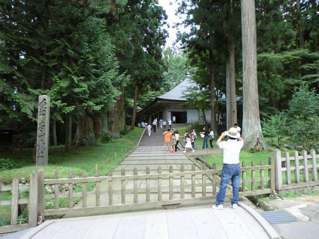 ミイラが安置されてる寺