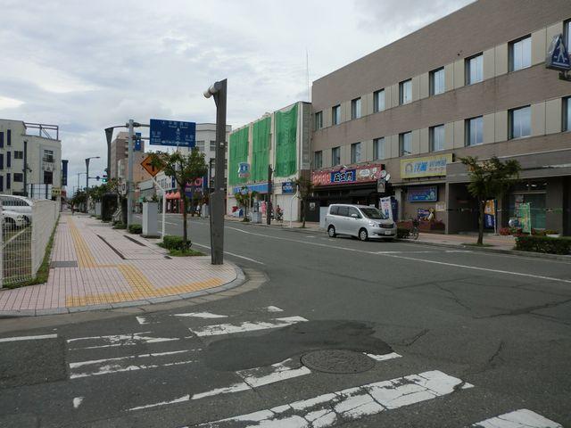 一関駅周辺
