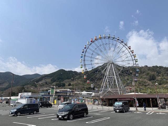 富士パーキングエリア