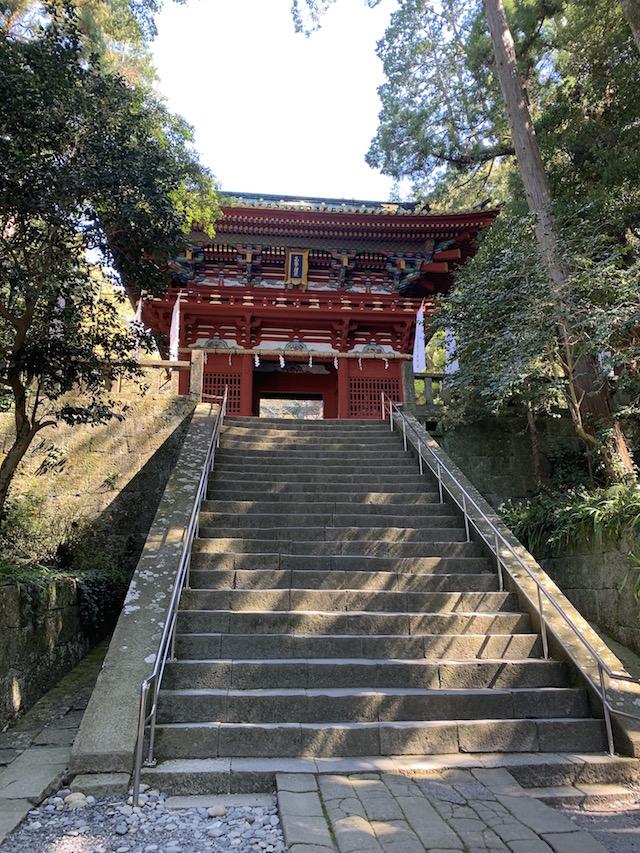 東照宮の赤門