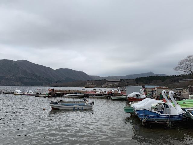 箱根芦ノ湖