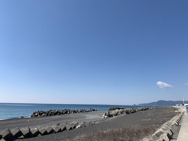 太平洋の絶景